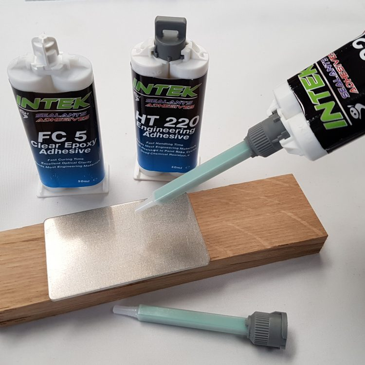 water clear epoxy adhesive